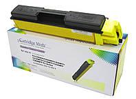 Тонер-картридж CartridgeWeb для Kyocera TK-590Y Yellow 5.000стр.