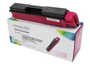Тонер-картридж CartridgeWeb для Kyocera TK-590M Magenta 5.000стр.