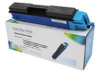 Тонер-картридж CartridgeWeb для Kyocera TK-590C Cyan 5.000стр.