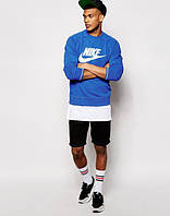 "Свитшот мужской с принтом ""Найк Аир"" Air Nike | Кофта"