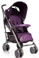 Детская коляска трость прогулочная 4baby City 2016 Purple фиолетовая Польша