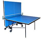 Теннисный стол для помещений GSI Sport Compact Premium, фото 2