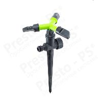 Дождеватель круговой Presto-PS на ножке (8105G)