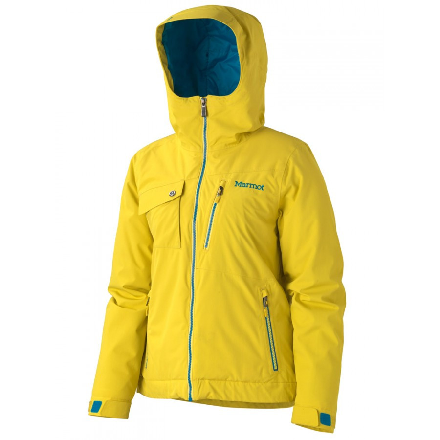 935412dee2aed Горнолыжная куртка женская Marmot Old Wm's Free Skier Jacket - Спортмаркет  Skaut.in.ua
