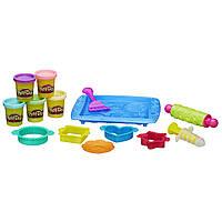 """Творчество и рукоделие «Hasbro» (B0307) набор для лепки """"Магазинчик печенья"""""""
