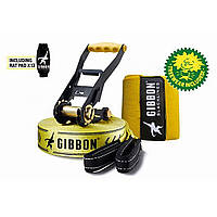 Слэклайн Gibbon Classic Line XL X13 Tree Pro Set 25 m