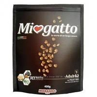 Сухой корм для взрослых котов Morando Miogatto Adult 0.2 с курицей и рисом 400 г