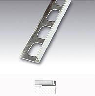 Профили L для плитки металлические из нержавеющей стали