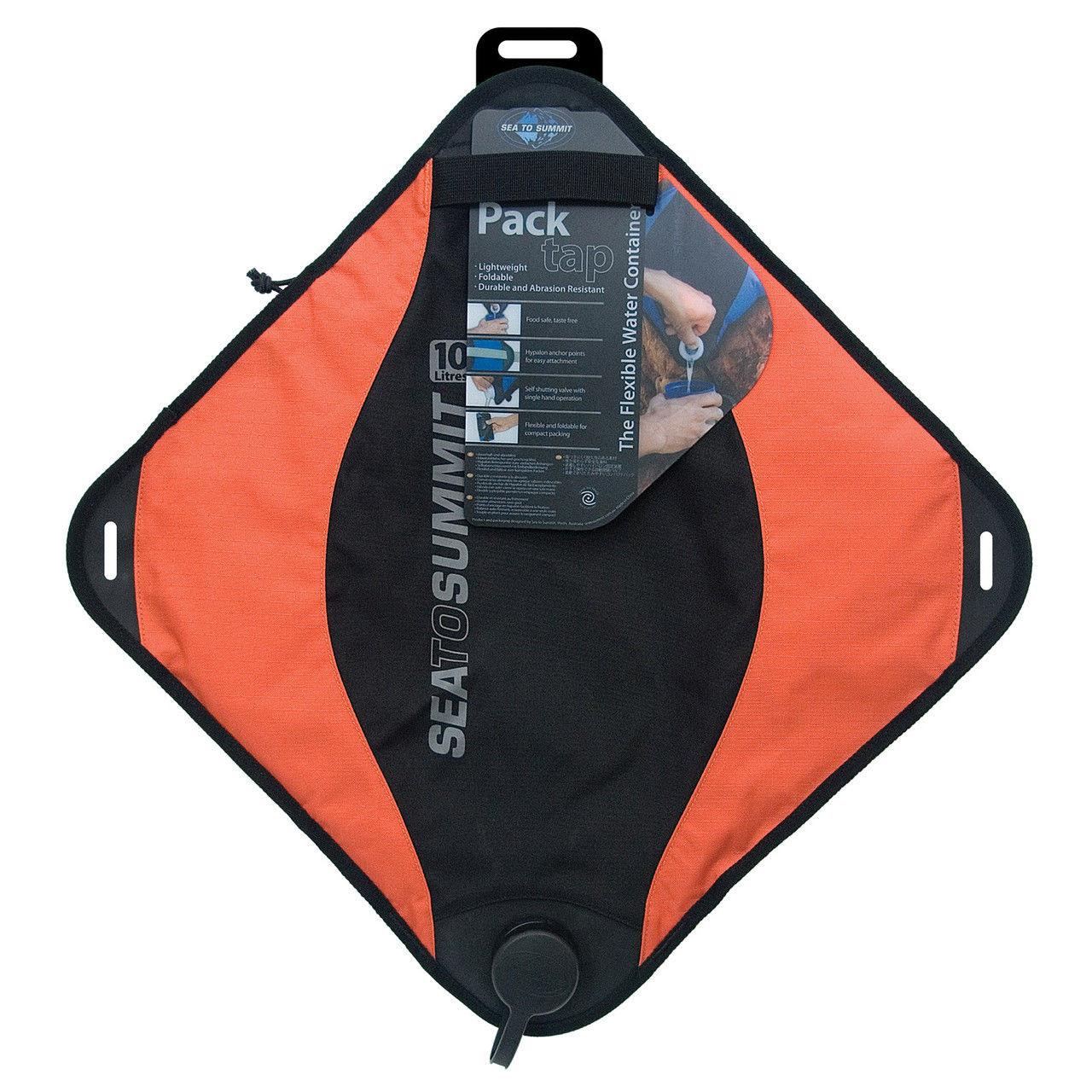 Емкость для воды Sea To Summit Pack Tap 10 L