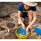 Ведро Sea To Summit Ultra-Sil Kitchen Sink 10L для мытья посуды на природе, фото 5