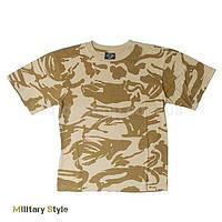 Камуфлированная футболка, DPM пустыня
