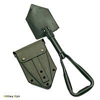 Лопата ТSR сапёрная складная с чехлом (Olive)