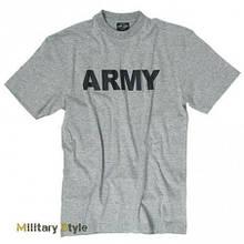 "Футболка ""ARMY"" (Grey)"