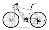 "Электро велосипед Haibike XDURO Cross 28"" 400Wh рама 56см"