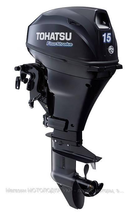 Лодочный мотор TOHATSU (4T) MFS15D S