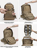 Рюкзак тактический TASMANIAN TIGER Mission Pack, фото 7