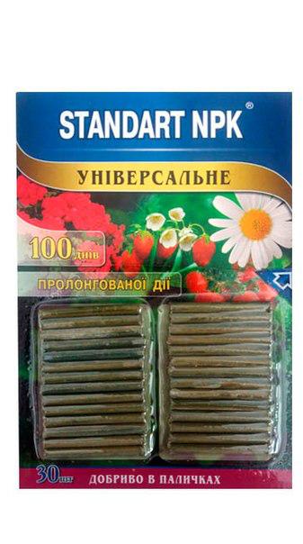 Удобрение палочки универсальные Стандарт NPK