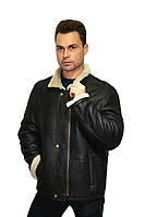 Дубленка  мужская Oscar Fur  309   Коричневый , фото 1