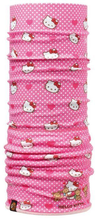 Бафф детский Buff Hello Kitty Child Polar heartsanddots/pink pale