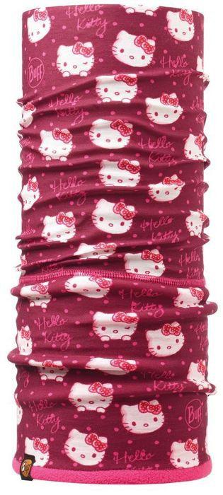 Бафф детский Buff Hello Kitty Child Polar wink/dragon fruit