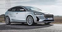 Ford Focus 2017: первые подробности об обновленной модели Форд