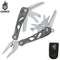 Набор для выживания Gerber Bear Grylls мультитул SUSPENSION + нож COHORT 31-002488