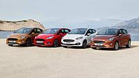 Ford «не до конца» представил Fiesta нового поколения