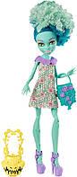 Кукла Монстр - Хани Свомп и Яркие аксессуары, Monster High Gore-geous Honey Swamp Doll and Fashion Set