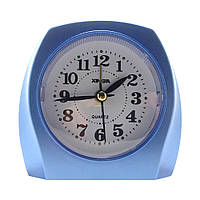 Будильник №789 часы настольные с подсветкой (красный), фото 1