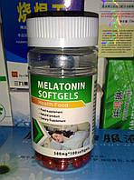 Капсулы гелевые Мелатонин (Melatonin) 100шт