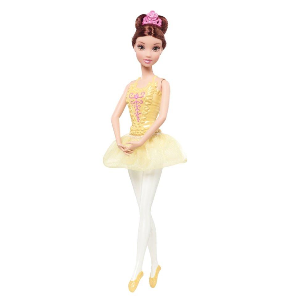 Disney Принцеса-балерина Белль + кільце для дівчинки (Дисней Принцесса-балерина Белль)