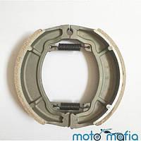 Колодки тормозные, барабанный тормоз (круглая бонка)  Вайпер Соник