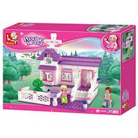 Лего Конструктор M38-В0156 Розовая мечта 193дет В08/15 М38-В0156 1\36