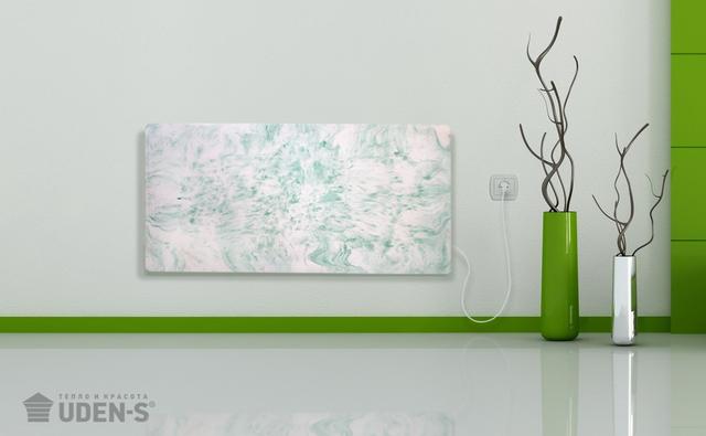 Изображение керамогранитные дизайн-обогреватели в интерьере