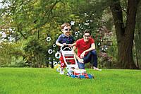 Каталка толкатель газонокосилка с мыльными пузырями Bubble Fisher-Price