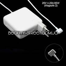 Блок питания для ноутбука Apple MacBook 20V 4.25A 85W MagSafe 2 (A+)