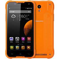 "Смартфон Blackview BV5000 2/16Gb Orange, 2sim, экран 5"" IPS, IP67, 3G, 8/2Мп, 4780mAh, GPS"