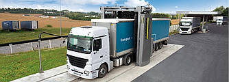Мойка для грузовиков Karcher RBS 6014