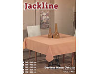 Красивая скатерть для круглого стола 150 Q  Jackline Pvc