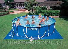 Intex 54946 (28236) - каркасный бассейн metal frame 457x122 см, фото 3