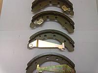 Колодки тормозные задние (без ABC) Geely CK (Джили CK) 3502145106.