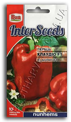 Семена перца Клаудио F1 10 семян, фото 2