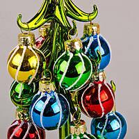 Успейте купить! Распродажа декоративных стеклянных елочек!