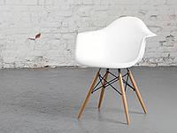 Кресло Прайз (белый) Eames DAW