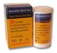 Тест-полоски SensoLite Nova 50