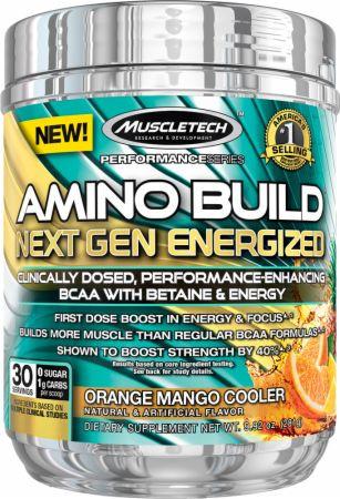 Muscletech Amino Build Next Gen30serv