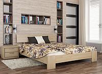"""Кровать двуспальная """"Титан"""" из щита бука 180*200, Эстелла (Украина)"""