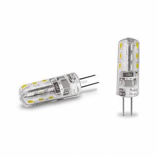 EUROLAMP LED Лампа капсульна G4 2W G4 3000K 12V , фото 2