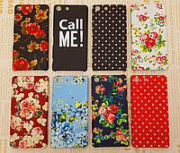 Пластиковый чехол для Sony Xperia M5 E5633 (8 цветов)