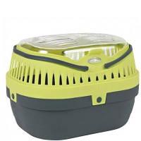 Пластиковая переноска для мелких грызунов Croci (Италия), 23*17,5*16см